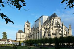 Bourges - Kathedrale St. Etienne