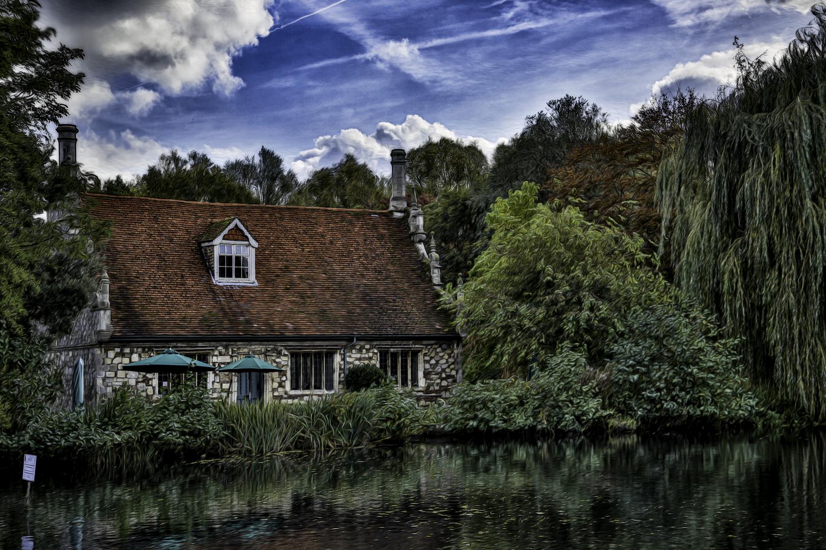 Bourne Mill