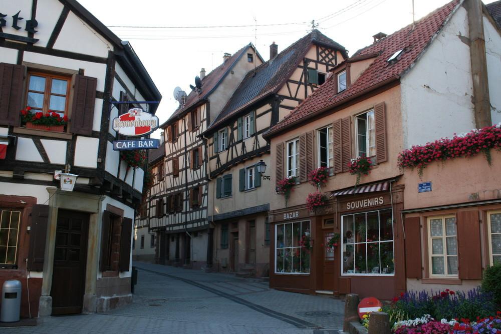 Bouxwiller  (Alsace)