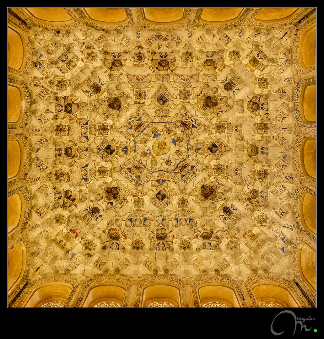Bóveda de habitación de Sala de los Reyes