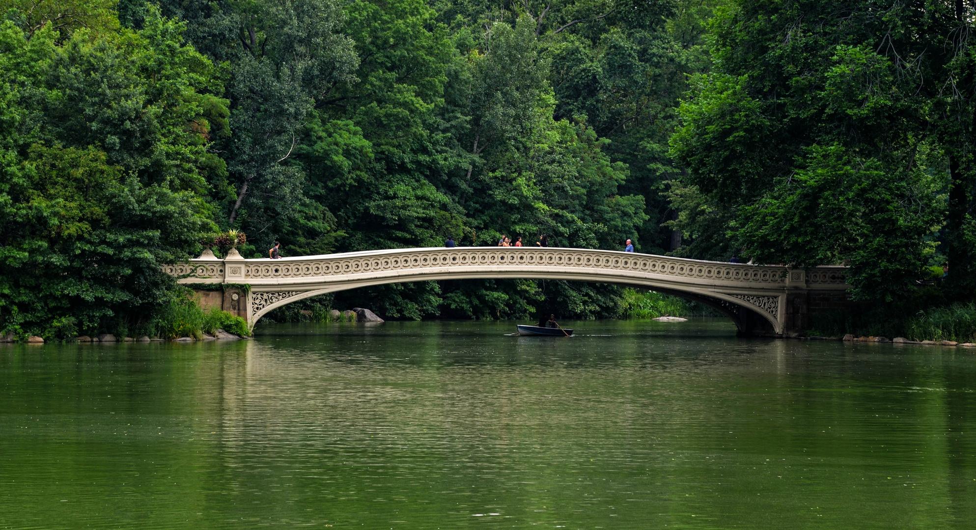"""""""Bow Bridge"""" Central Park NY"""