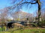 Bow Bridge im Central Park...