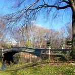 Bow Bridge im Central Park...