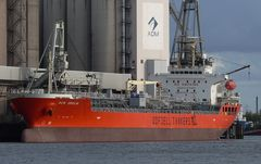 Bow Orelia - Chem. Tanker