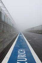 Boxengasse Nürburgring