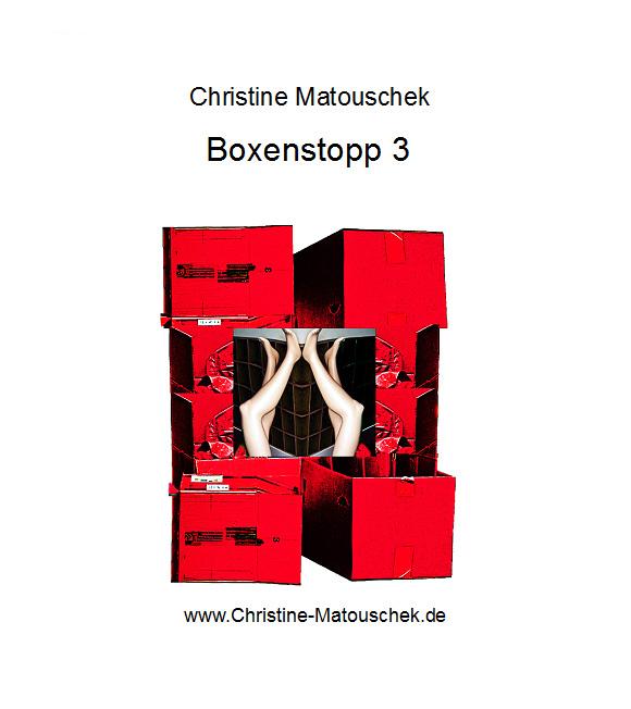Boxenstopp 3 - Cover