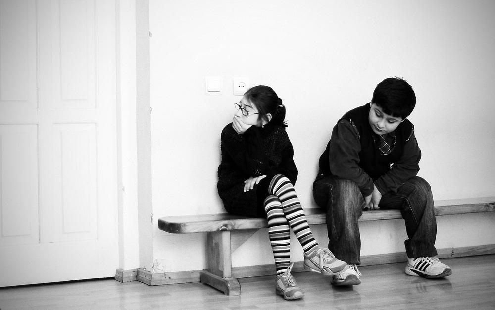 Boy and Girl