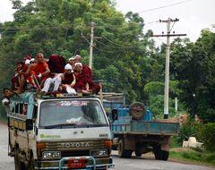 boy group, kalaw, burma 2011