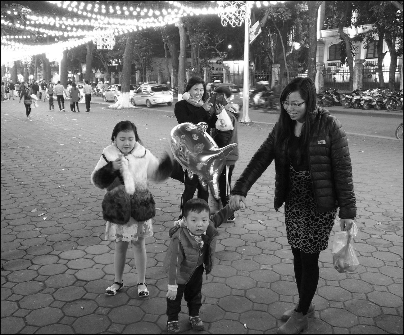 Boy. Hanoi.