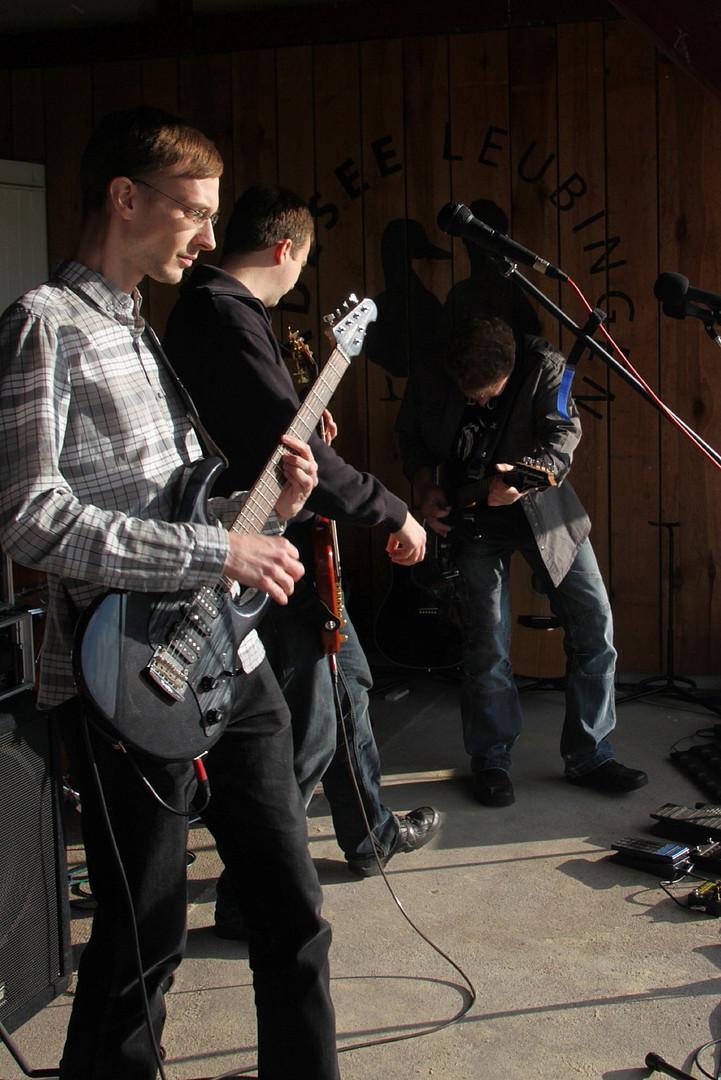 Bozz Rockband live am See (2)