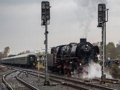 BR 01 1066 Ankunft in Neuenmarkt-Wirsberg