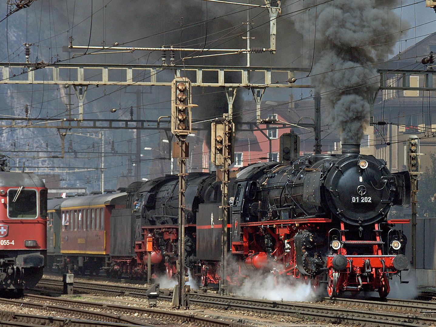 BR 01 202    2007 09.08. Erstfeld