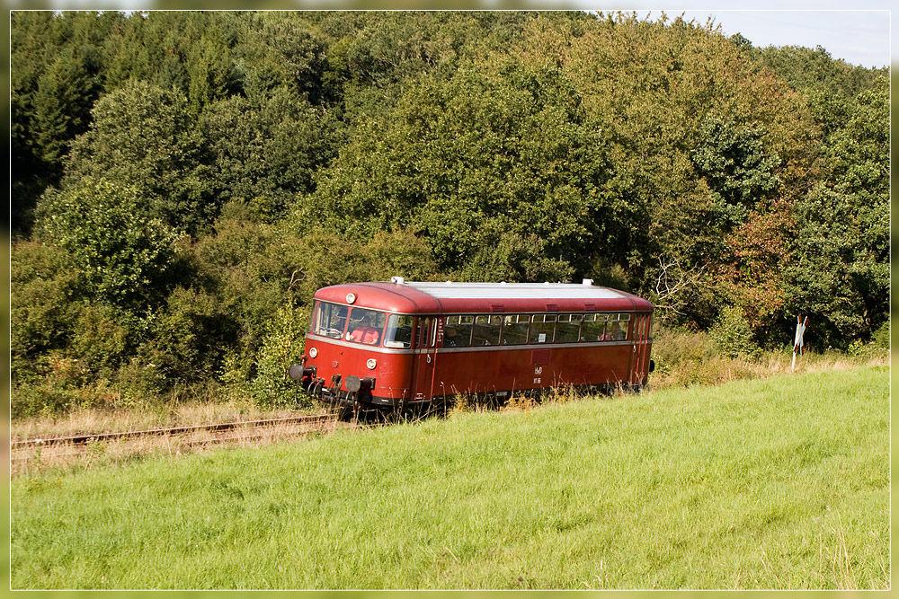 BR 798 - Sonderfahrt über die Hunsrückbahn #2