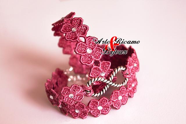 braccialetti Macramè portafortuna & infinity love