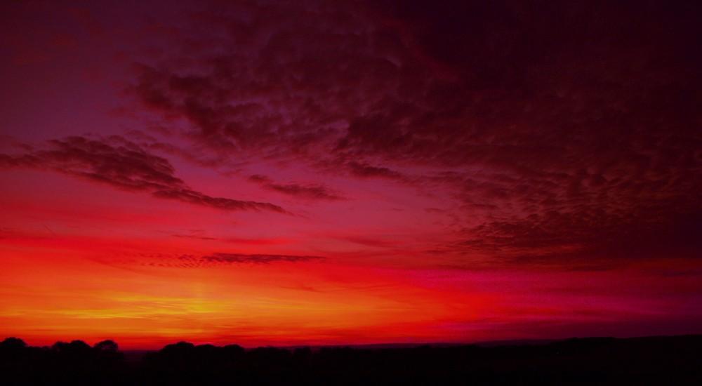 Bradbury sunrise