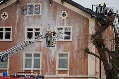 Brand in Brennet vom 18.03.12