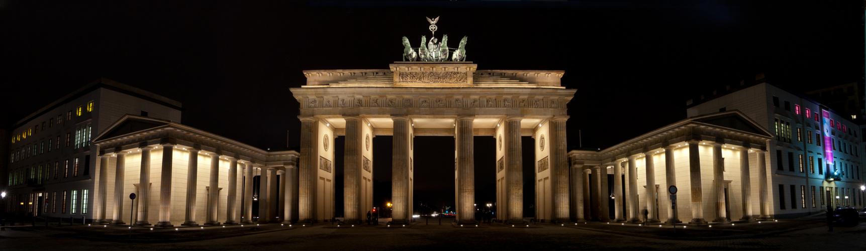 - Brandenburger Tor -
