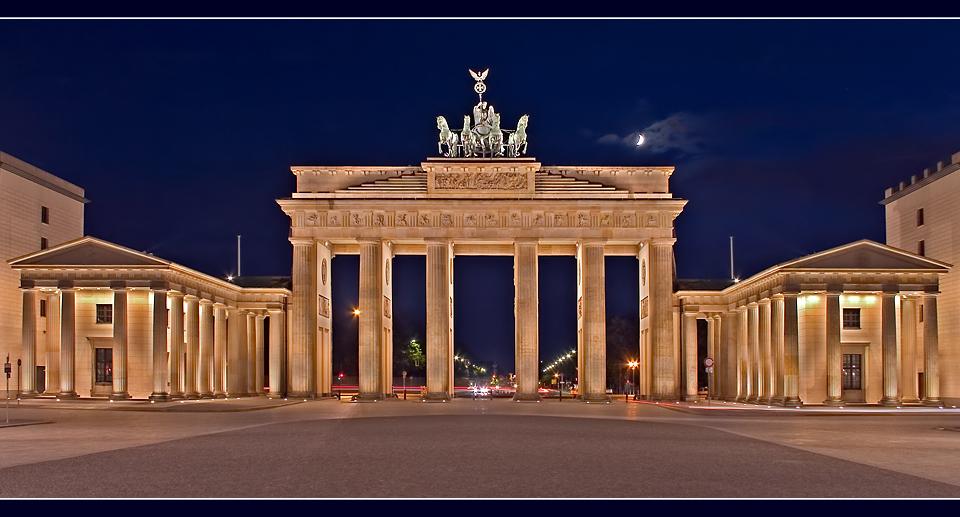 Brandenburger Tor Berlin (2005)