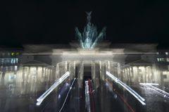 Brandenburger Tor Berlin - gezoomt