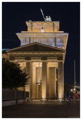 Brandenburger Tor by Nacht