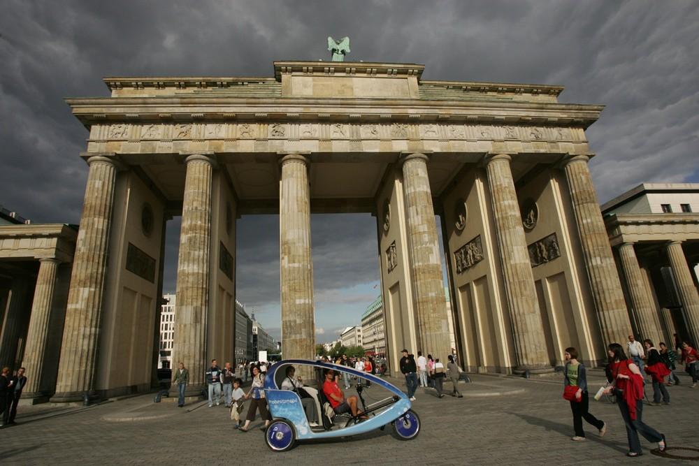 * Brandenburger Tor *