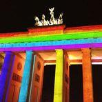 Brandenburger Tor - Festival of Lights 2012