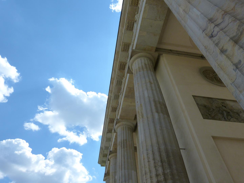 Brandenburger Tor mal anders