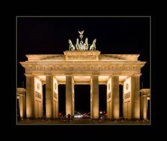 Brandenburger Tor - oder wenn die ...