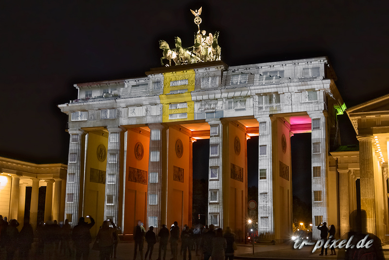Brandenburger Tor - Ost