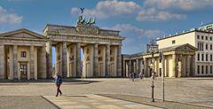 Brandenburger Tor - Pariser Platz -