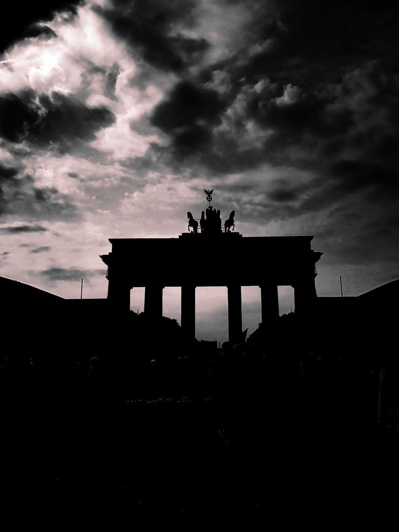 Brandenburgertor.
