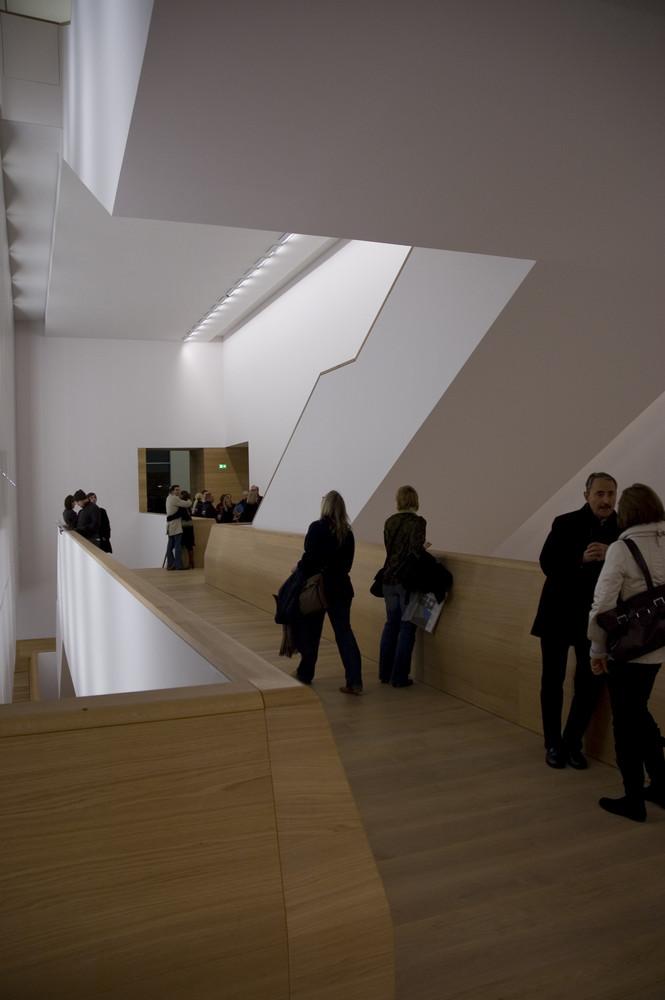 Brandhorstmuseum kurz vor der Eröffnung 3