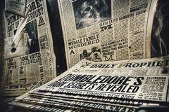 +++ Brandnew News from Hogwarts ++++