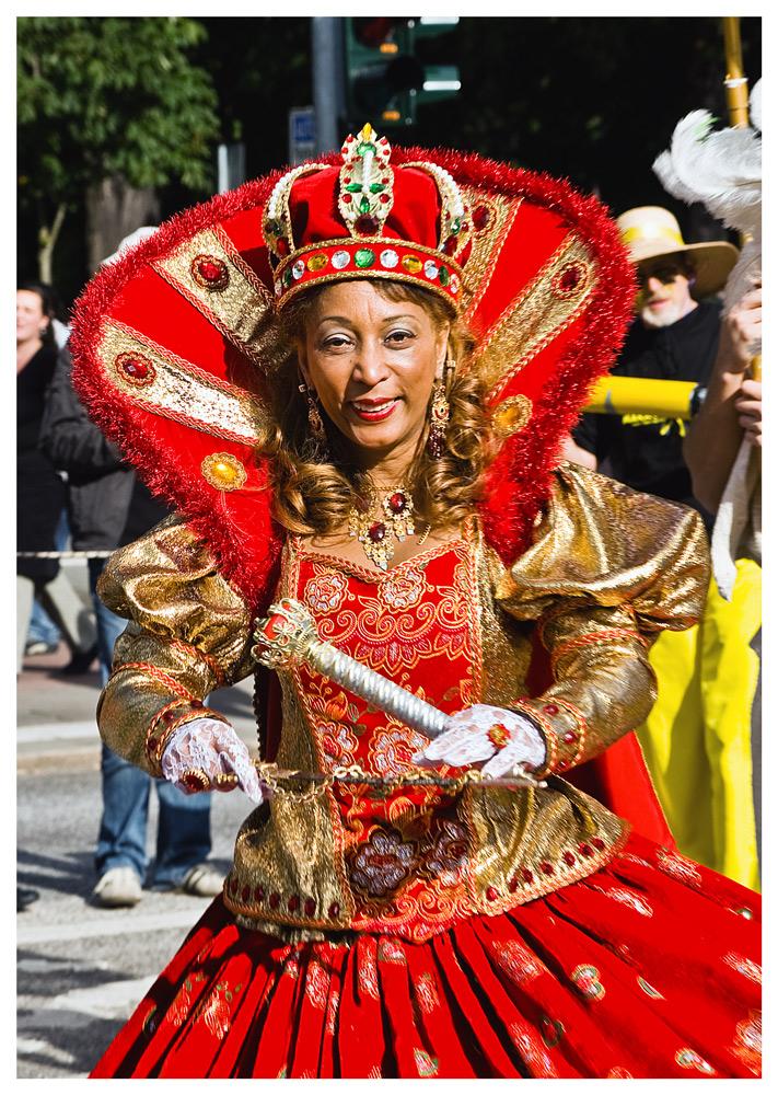 Brasieliens Königin