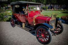 Brasier 15 DV Tourer F 1911 Classic Cars Schwetzingen 2018