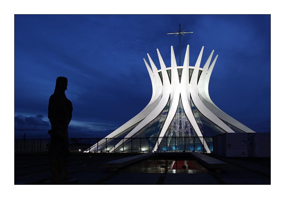 brasilia kathedrale foto bild south america brazil brasilia kathedrale cathedral oscar. Black Bedroom Furniture Sets. Home Design Ideas