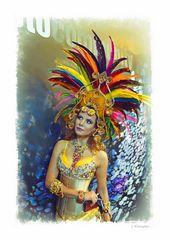 - brasilianischer Karneval? -