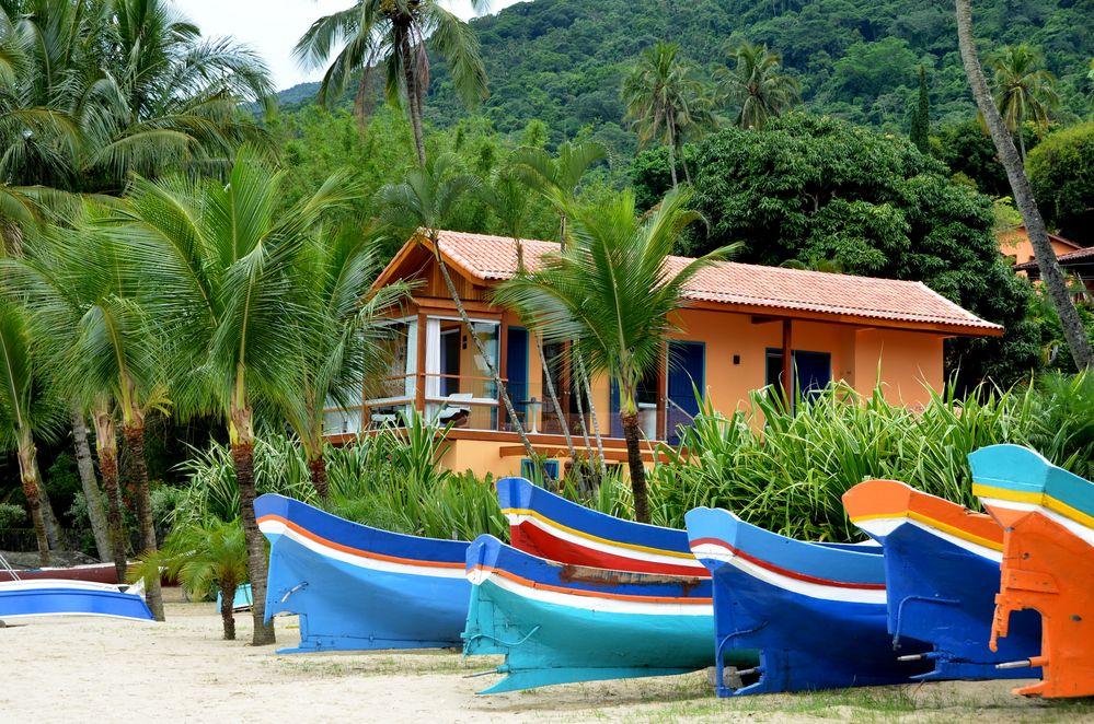 Brasilien Ilhabella