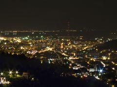 Brasov / Kronstadt by night