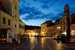 Brasov - Marktplatz