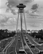 Bratislava - Donaubrücke
