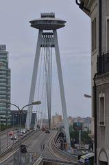 Bratislava / Ufo-Tower ..