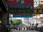Brauchtum in Hongkong: Strasse kreuzen