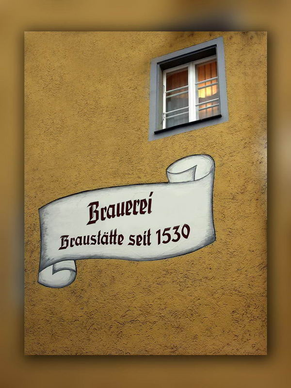 Brauerei in Reg.