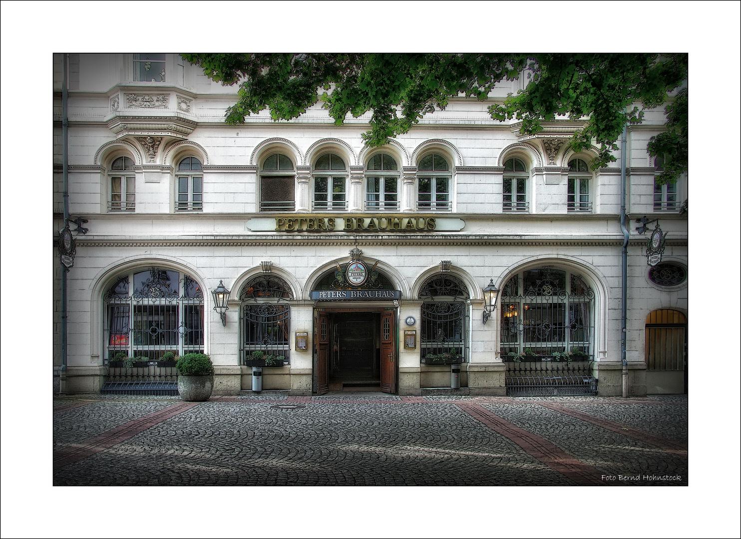 Brauhaus zu Köln ....