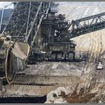 Braunkohle Tagebau Garzweiler