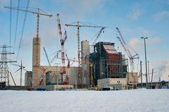 Braunkohlekraftwerk Hamburg Moorburg
