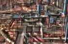Braunkohlekraftwerk Vockerode