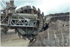Braunkohlentagebau Garzweiler - Bagger - 2