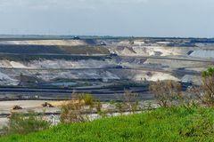 Braunkohlentagebau Inden - Ausgrabungsfläche